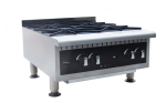 Centaur 4 Burner Gas Hot Plate