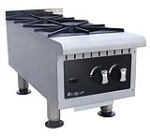Centaur 2 Burner Gas Hot Plate